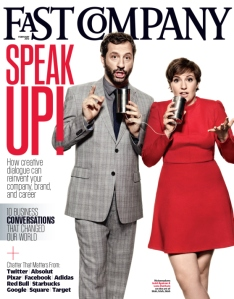 fast company apatow dunham