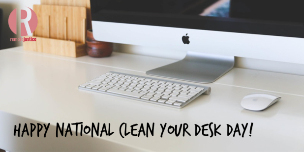 nat clean your desk day